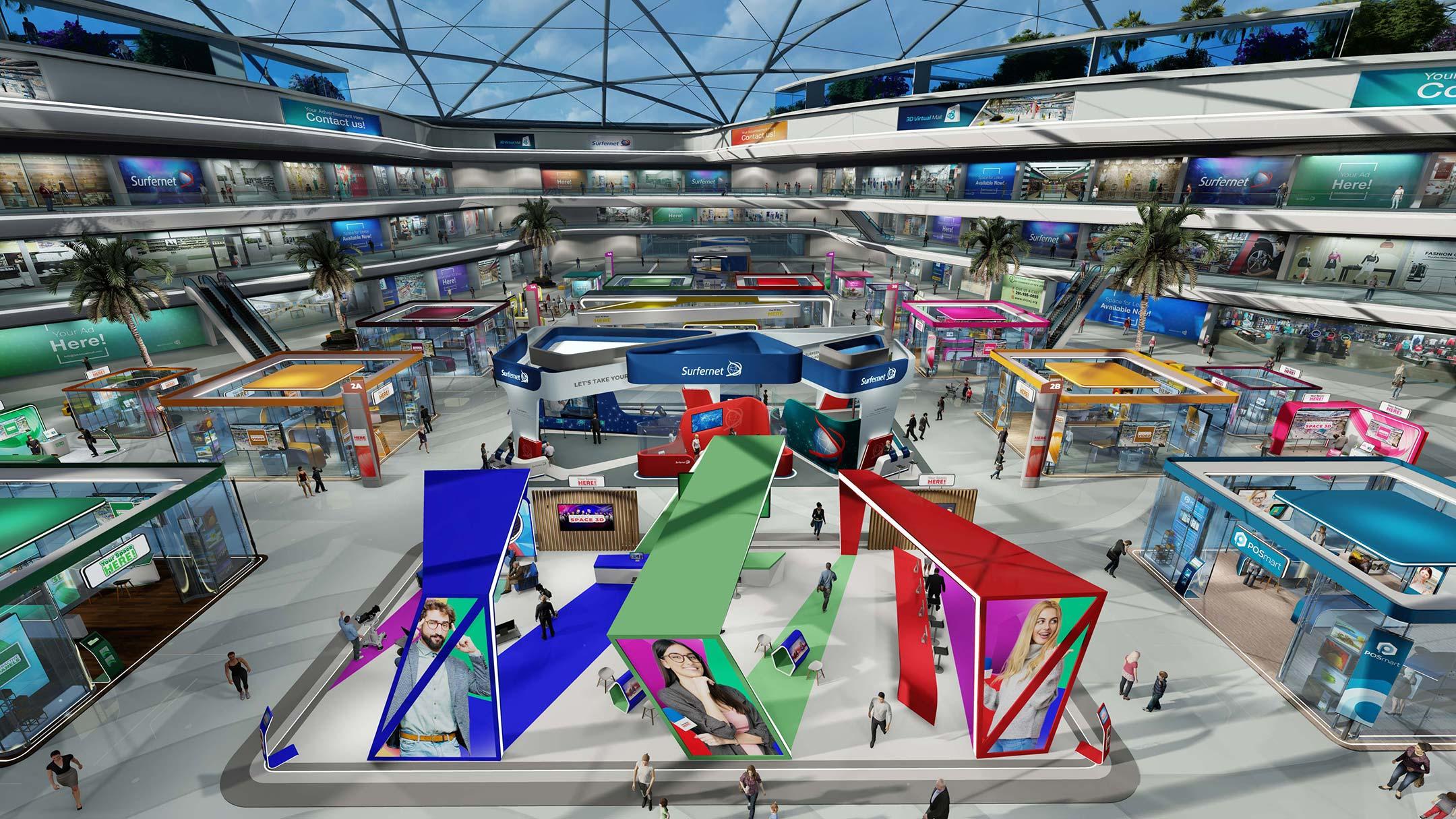3DLuxor Mall